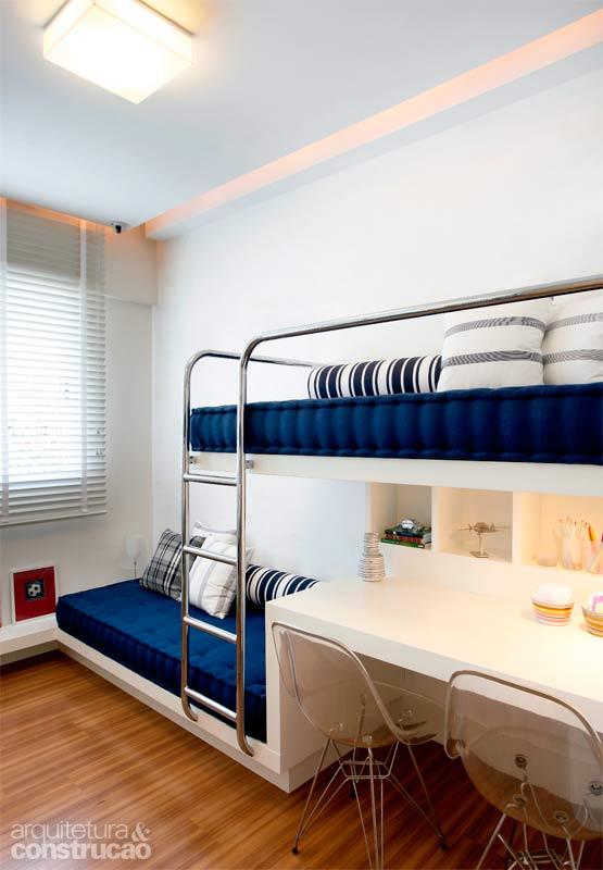 8 ideas de muebles funcionales para espacios peque os - Cubre escritorio ...