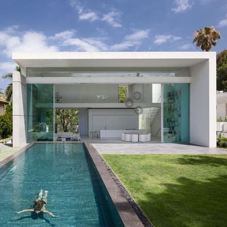Paredes móviles para el diseño de casas 5