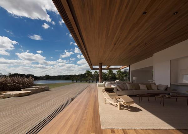 Paredes m viles para el dise o de casas for Fotos de casas modernas brasileiras