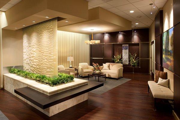 Cascadas decorativas de interior 06 gu a para decorar for Escaleras decorativas de interior