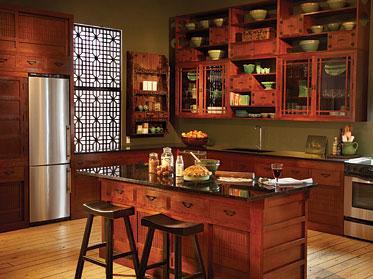 Cocina de estilo oriental 3