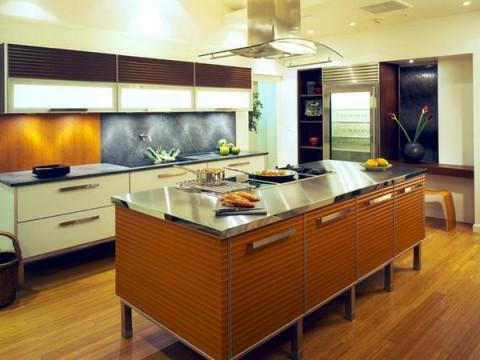 Cocina de estilo oriental 4