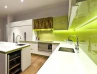 imagen Iluminación moderna para cocinas