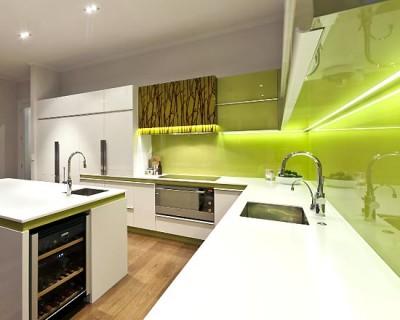 Iluminación LED de cocinas 4
