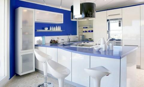 Cocinas azules 2