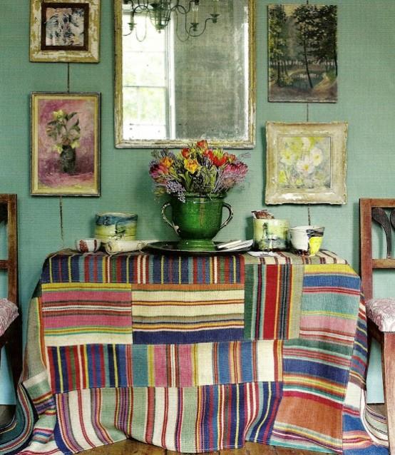 Decorar con alfombras de forma diferente for Alfombras usadas