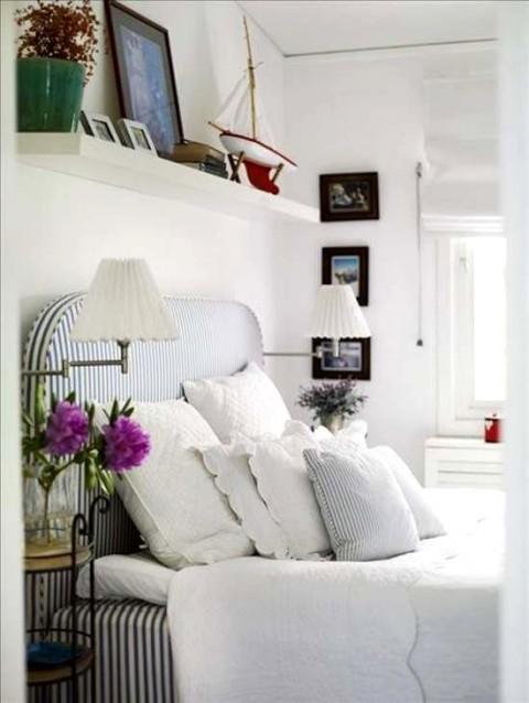 Habitaciones en color blanco 4