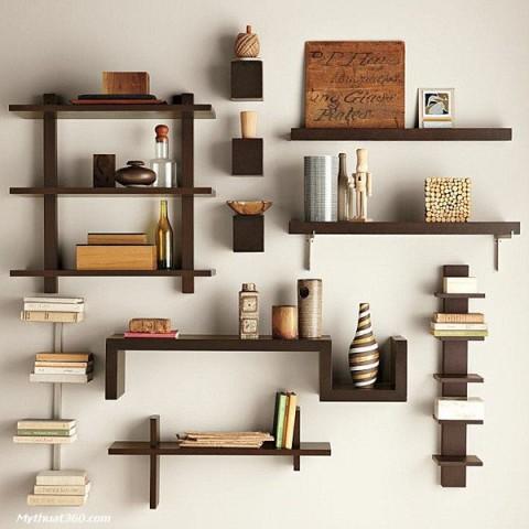 Fascinantes decoraciones de pared para tu hogar for Decoracion en mdf para pared