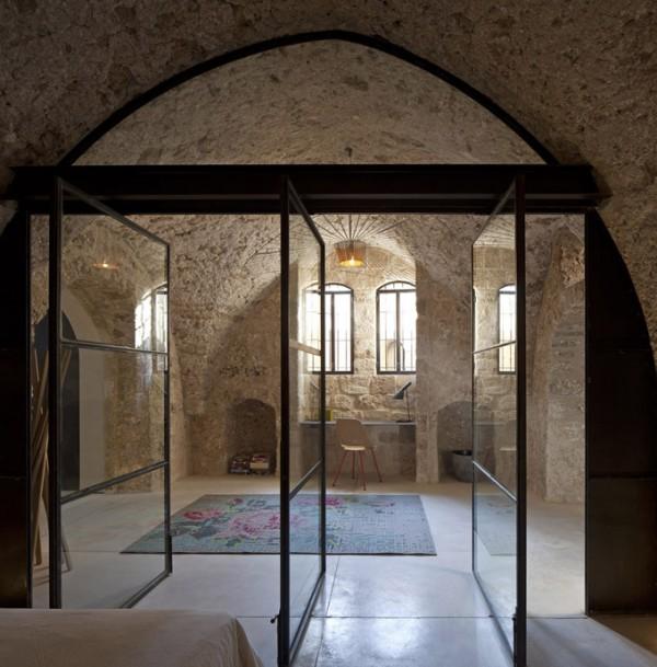 Restauración de una casa en Israel 2