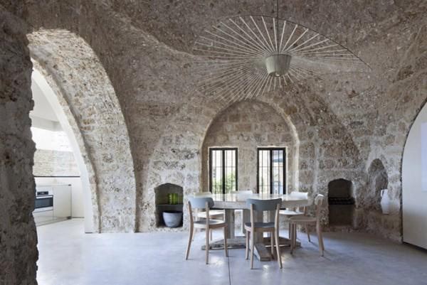 Restauración de una casa en Israel 3