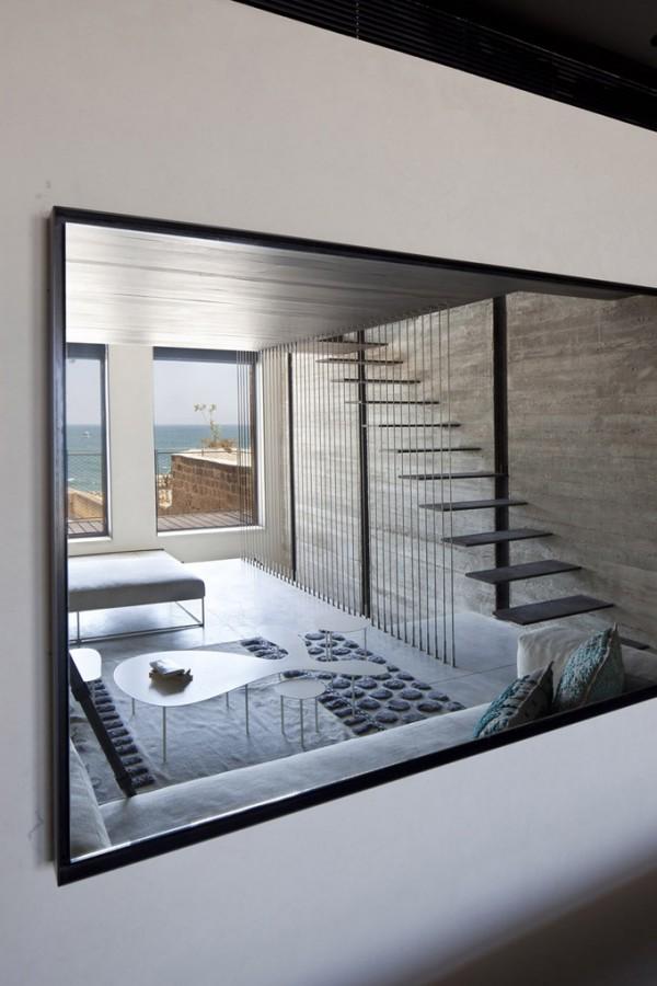 Restauración de una casa en Israel 4