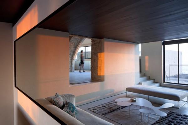 Restauración de una casa en Israel 5