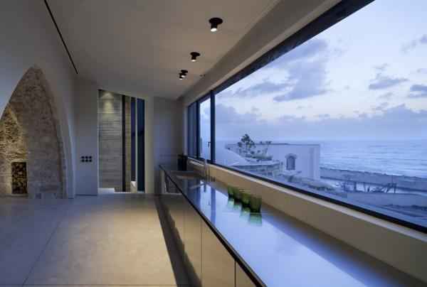 Restauración de una casa en Israel 6