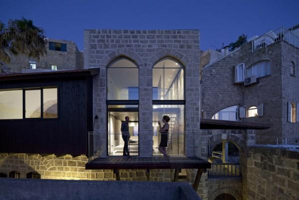 Restauración de una casa en Israel 9