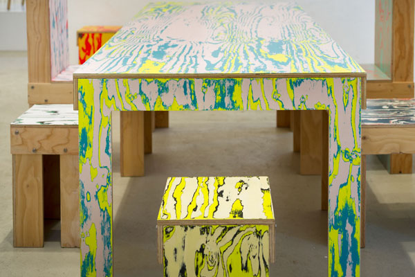 Muebles minimalistas de diseño 2