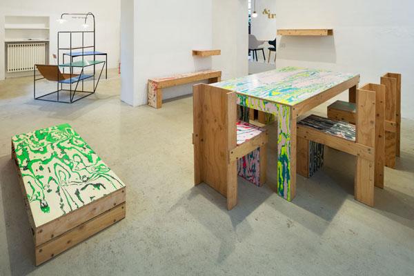 Muebles minimalistas de diseño 3