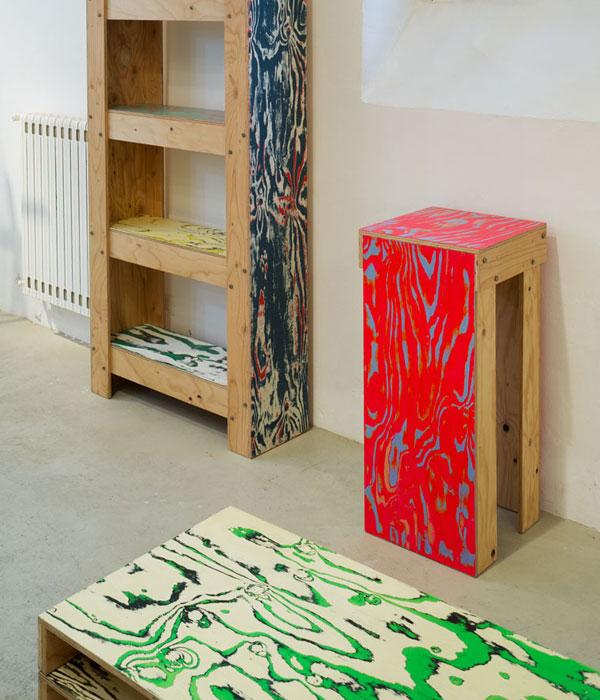Muebles minimalistas de diseño 6