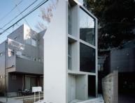 imagen Una casa japonesa realmente estrecha