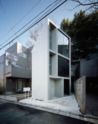 Pequeña casa japonesa 1