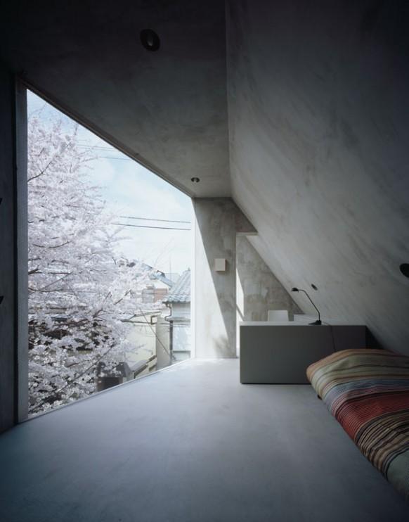 Pequeña casa japonesa 4
