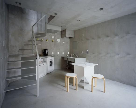 Pequeña casa japonesa 7