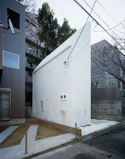Pequeña casa japonesa 10