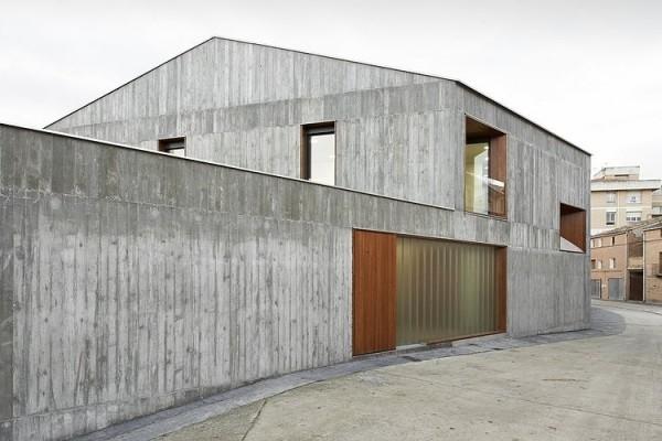 Casa de hormigón 3