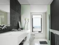 imagen Una vivienda en blanco y gris plata