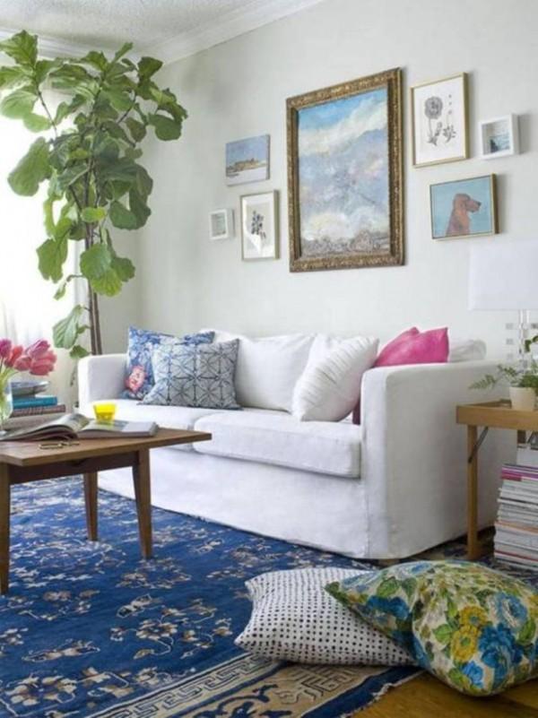 Ya tienes tu sof blanco y ahora qu - Decoracion sofa blanco ...