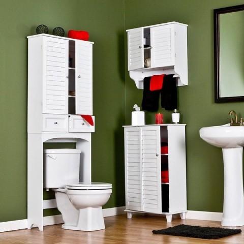 Armarios para baños modernos 2