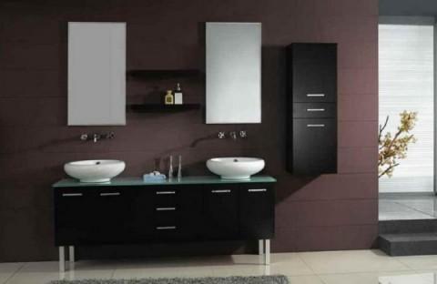 Armarios para baños modernos 5
