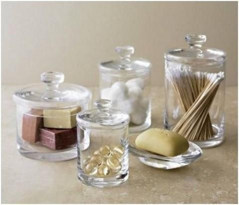 5 objetos tiles y decorativos para el ba o for Accesorios decorativos para cocina