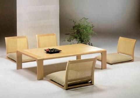 Comedor o salón de estilo japonés 1