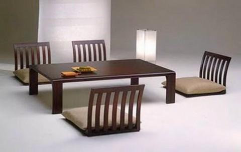 Comedor o salón de estilo japonés 3