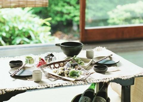 Comedor o salón de estilo japonés 5