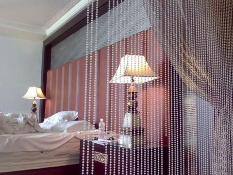 cortinas de cuentas 6 - Cortinas Separadoras De Ambientes