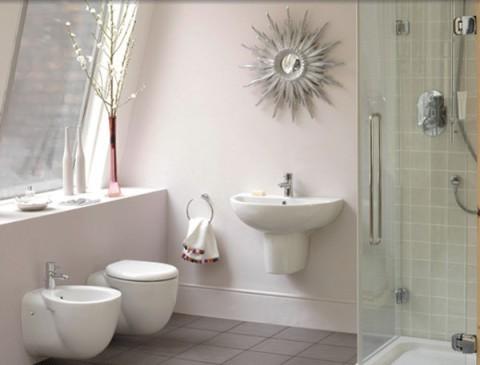 Decora con estilo los cuartos de ba o peque os for Ver cuartos decorados