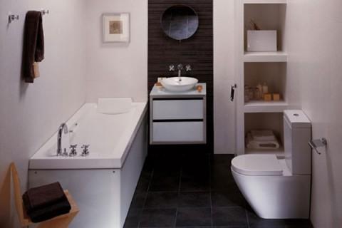 Baños pequeños 4