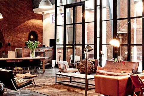 Decora tu casa con detalles de estilo industrial Decoracion estilo industrial vintage