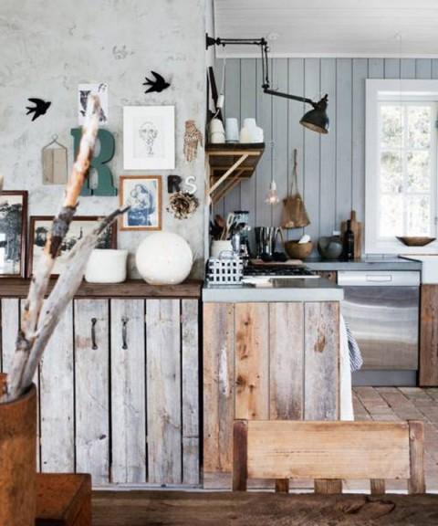 Decora tu casa con detalles de estilo industrial for Valor cocina industrial