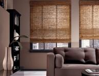 imagen Detalles de bambú en el salón