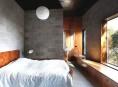 imagen Dormitorios decorados con acabado en hormigón
