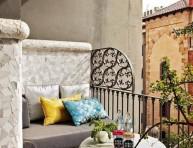 imagen El balcón como espacio para el recogimiento personal