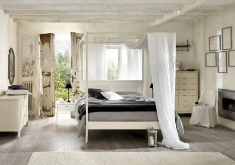 Habitaciones de estilo vintage 1