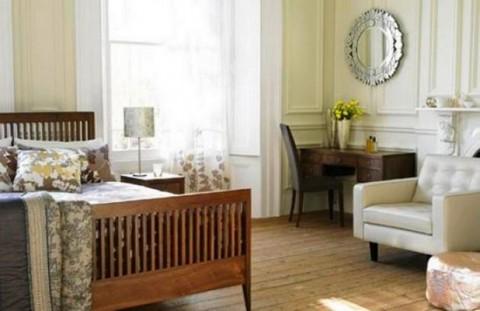 Habitaciones de estilo vintage 3