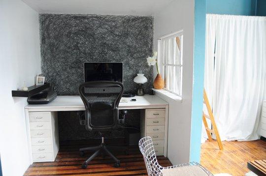 Espacios de almacenaje en el escritorio 2