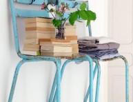 imagen Ideas para reutilizar viejas sillas