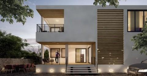 Las viviendas de Obox Housing 1