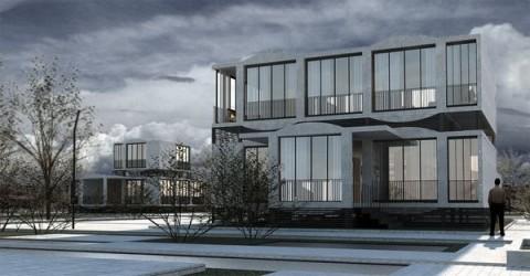 Las viviendas de Obox Housing 4
