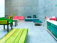 imagen Muebles como caramelos de Jo Nagasaka